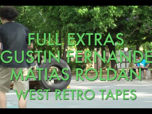 Retro Tapes Extras